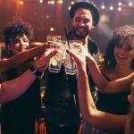Álcool e alegria